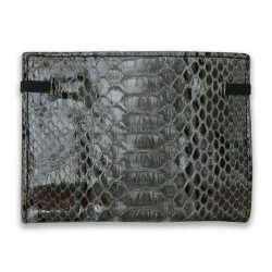 Small Elastic Rubber-Wallet - Gray