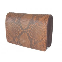 Retro Clutch - Leather