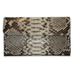 Flap Wallet-Women - Natural Shine
