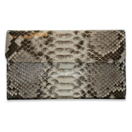 Flap Wallet-Women - Natural Shine